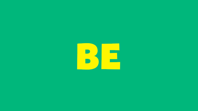 Sight Word: Be