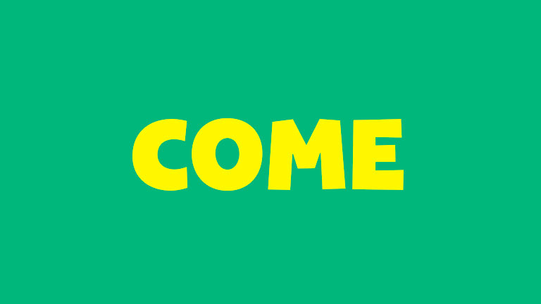 Sight Word: Come