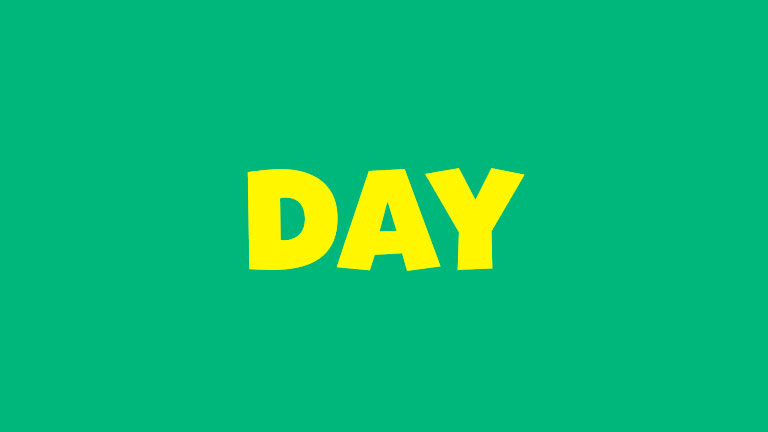 Sight Word: Day