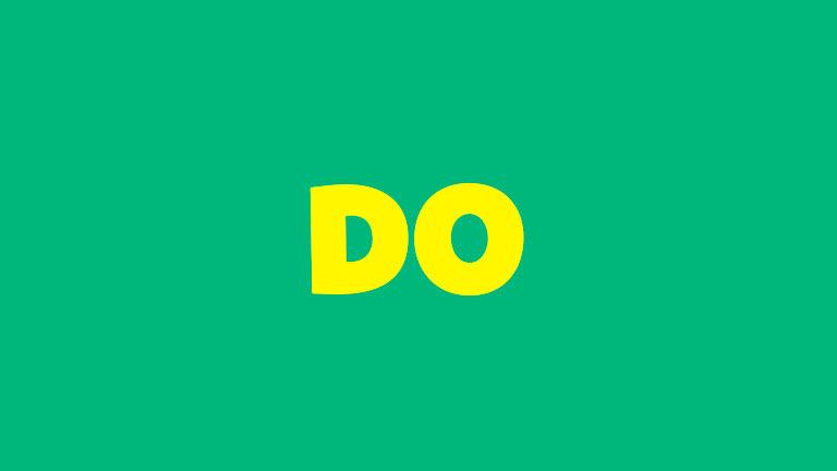 Sight Word: Do