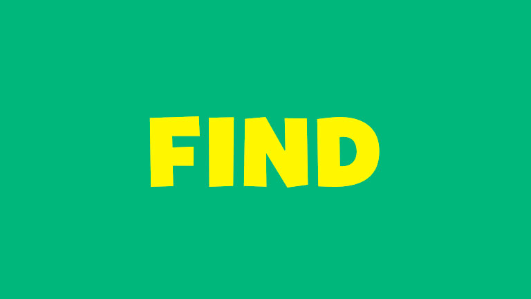 Sight Word: Find