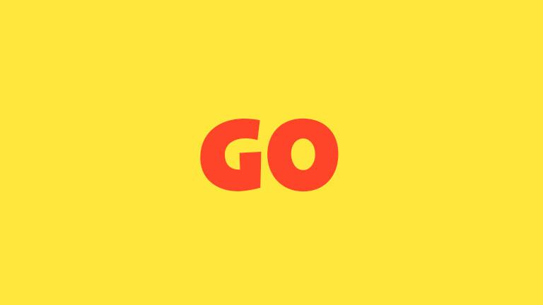 Sight Word: Go