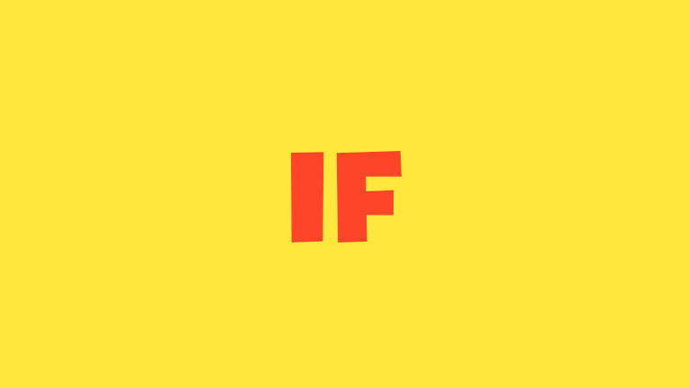 Sight Word: If