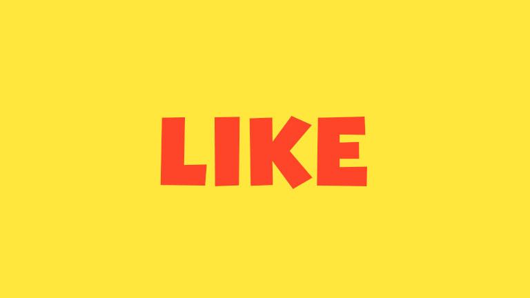Sight Word: Like