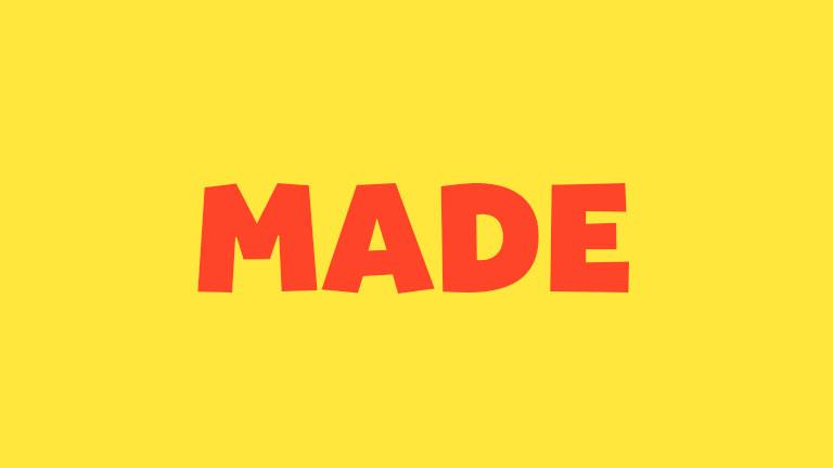 Sight Word: Made