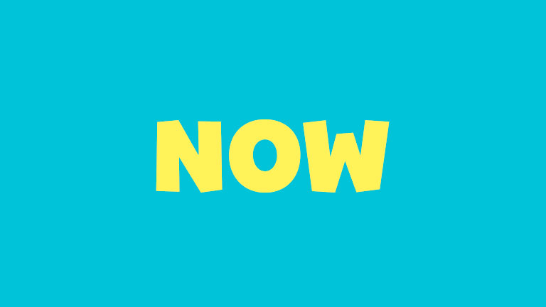Sight Word: Now