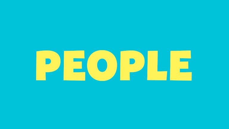 Sight Word: People