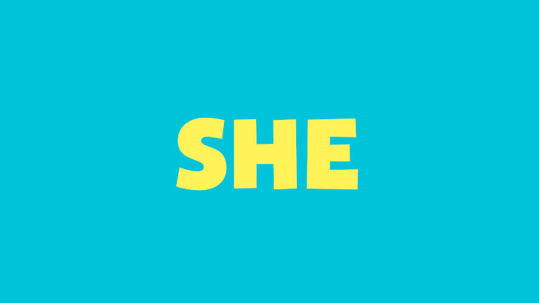 Sight Word: She