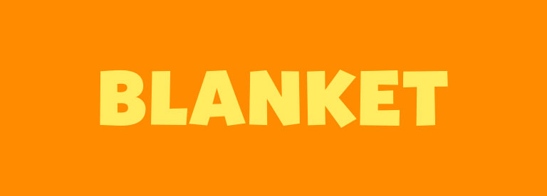 Word of the Day: Blanket