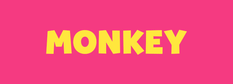 Word of the Day: Monkey