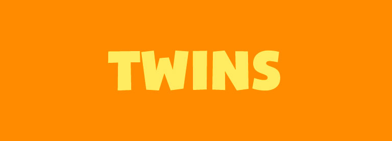Word of the Day: Twins
