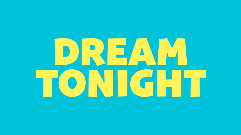 Learning and Singing: Dream Tonight
