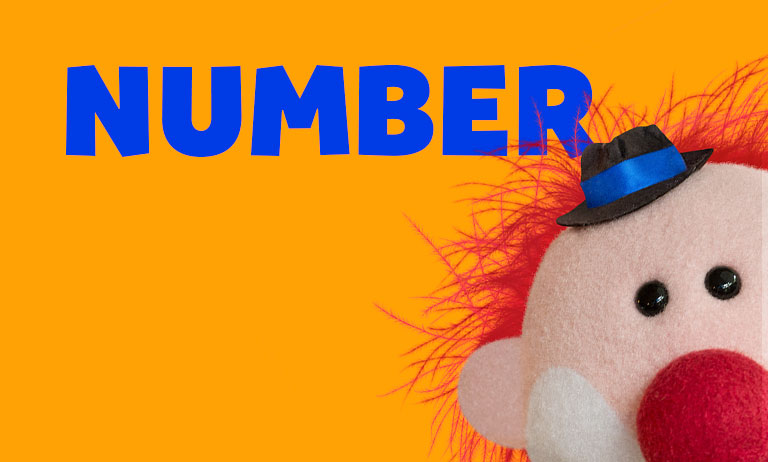 Sight Word: Number