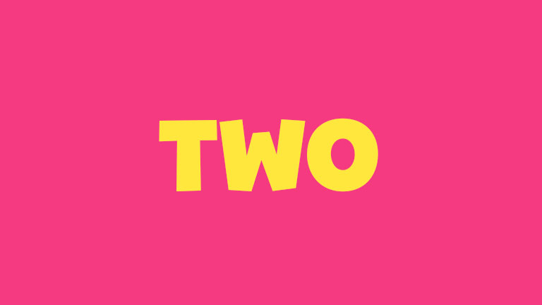 Sight Word: Two