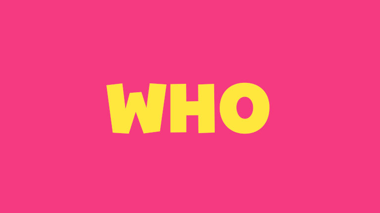 Sight Word: Who