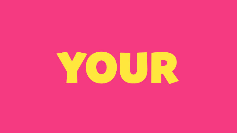 Sight Word: Your