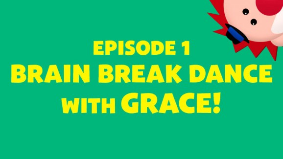Episode 1 with Grace!