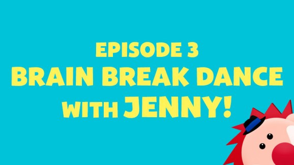 Episode 3 with Jenny!